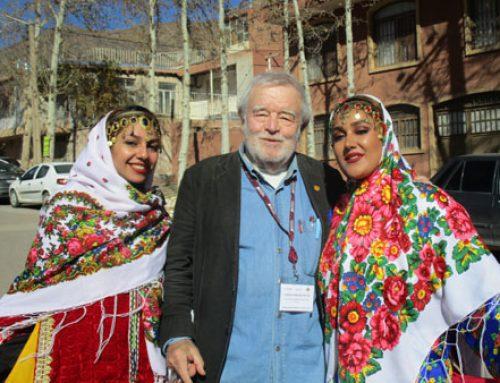 MA CHE BELLA GITA IN IRAN….
