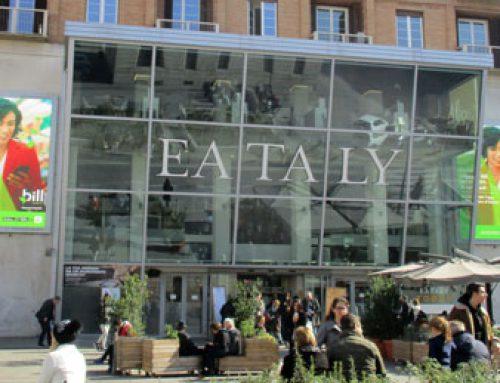 MONDORAVIOLI A MILANO…Gastroshow organizzato da Eataly sulla universalità della pasta ripiena….