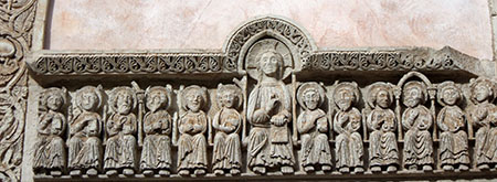 A Galatina, la meraviglia di santa Caterina di Alessandria