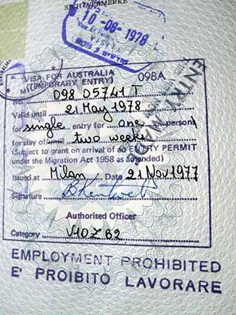 78 Proibito Lavorare (tranquilli.....)