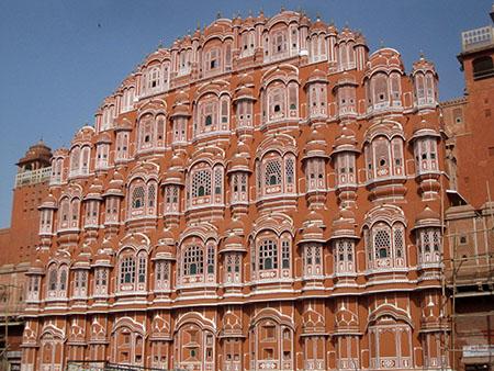 Jaipur, Hava Mahal