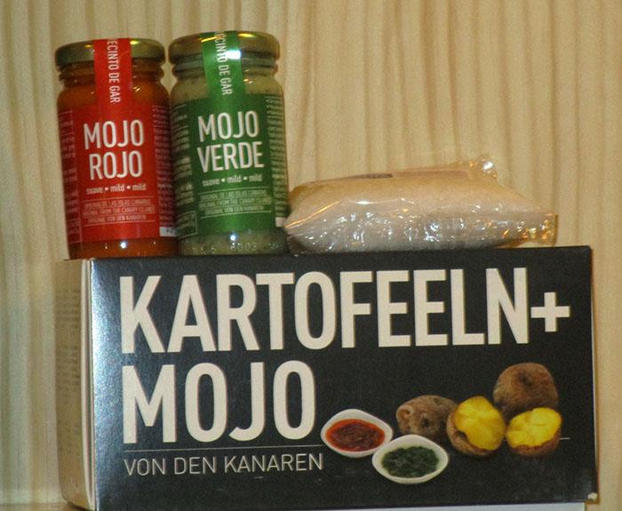 Canarie ... il Mojo, ma dove? Sulle kartoffeln, naturlich ...