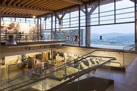Chios, interno del Museo della Mastika