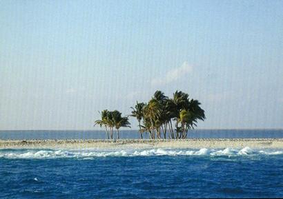 Clipperton, solo un (raro) atollo (in questa area del Pacifico)