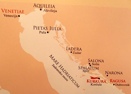 La Serenissima nell'Adriatico