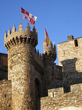 CyL Ponferrada Castillo templari rid