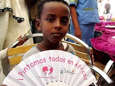 In viaggio con la Ong Ayudamos (aiutiamo l'Africa)