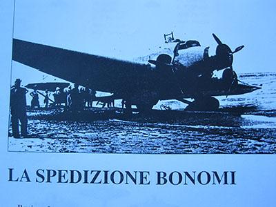 Uno dei 12 SM81 comandati da Ruggero Bonomi dalla Sardegna al Marocco spagnolo