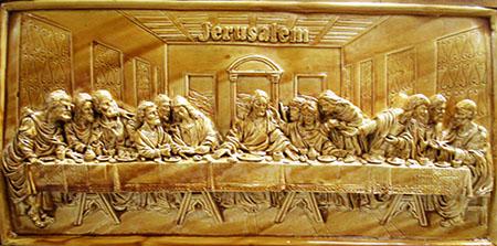 ISRAELE Cena in 13, meglio trovare un altro commensale...