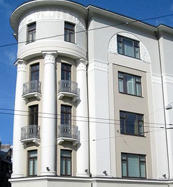 Riga, Art Nouveau