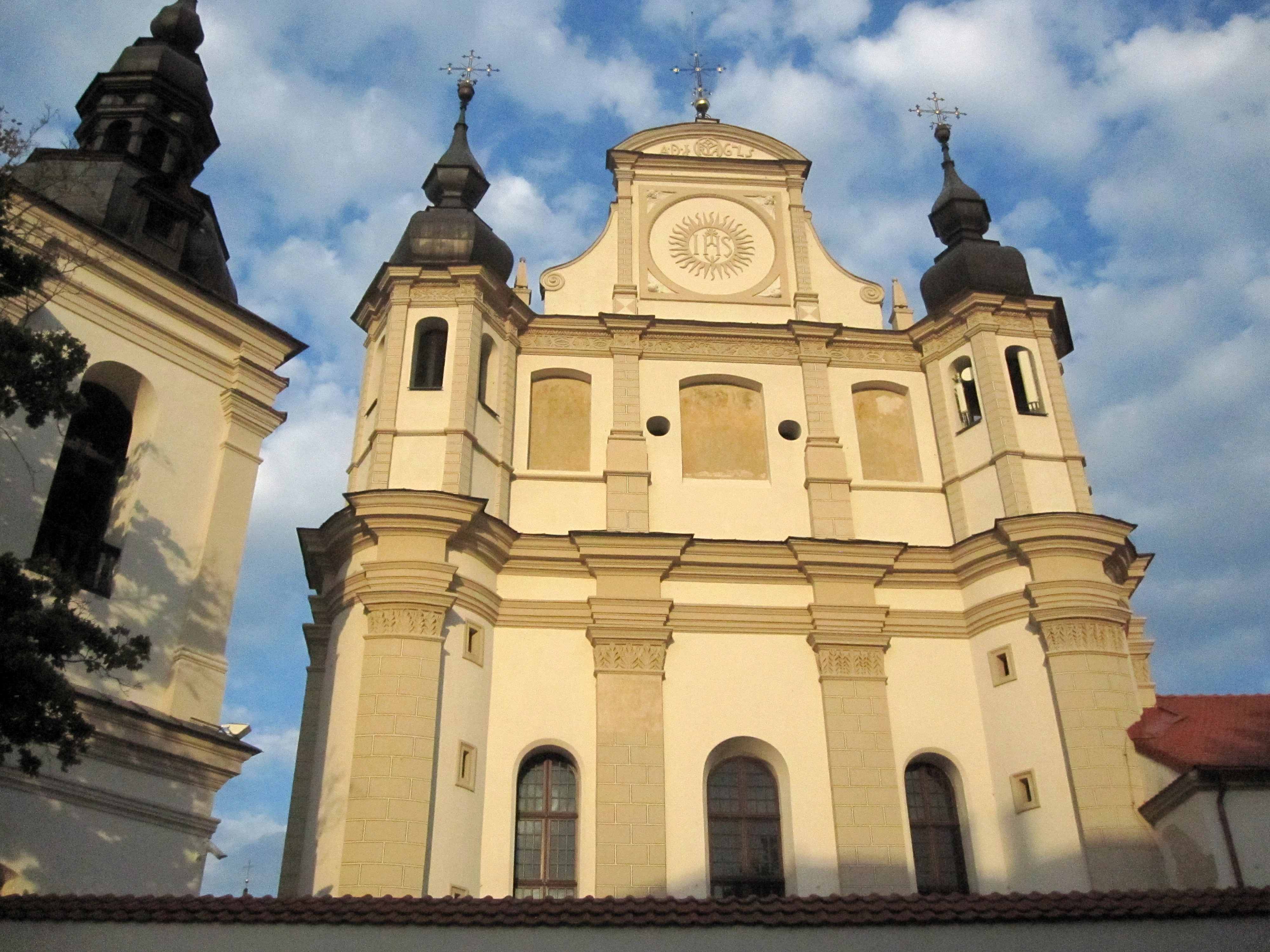 Lituania, Vilnius, chiesa museo san Michele