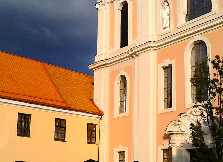 Vilnius, Santa Caterina