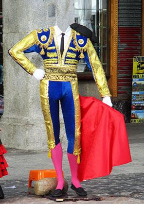 Madrid... 'metti la testa a posto' e diventi Manolete!!!