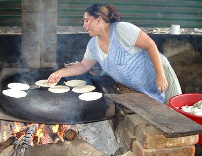 Nicaragua Tortilla