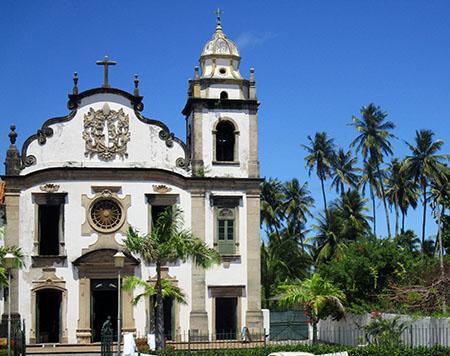 Olinda, Mosteiro Sao Bento... rid