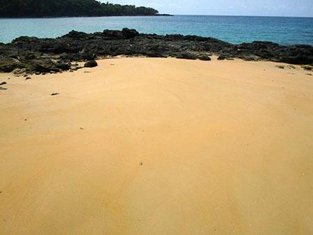 Principe ... spiaggia Bom Bom resort
