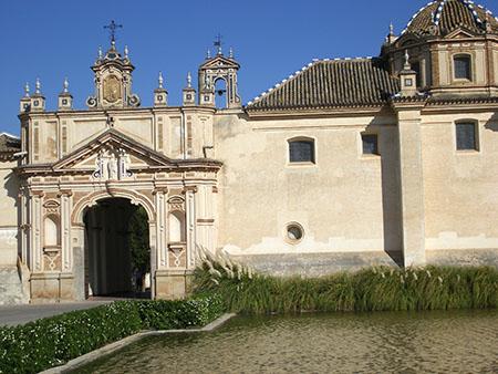 A Sivigli..., monastero de La Cartuja... (in copertina, il Guadalquivir....Guadanquivir a