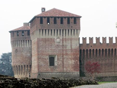 Soncino, la Rocca