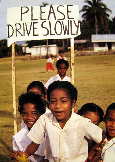 Scolari di Tonga