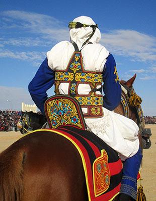 Tunisia fstival sahara Douz rid q
