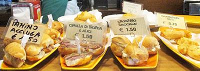 """""""Cicheti"""" (in Spagna Tapas) gran aperitivo nei 'Bacari' (le Tascas spagnole...)..."""