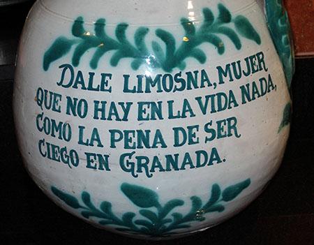 andalucia - granada - Dale Limosna 2
