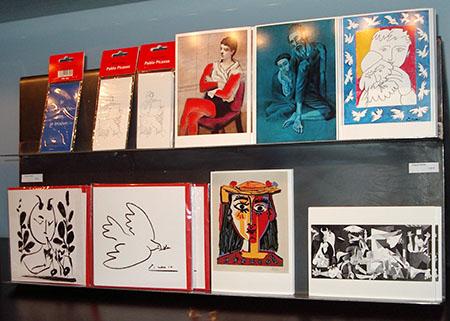 andalucia - malaga - museo Picasso Boutique 9