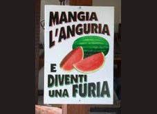 Anguria Natalizia ... da Ro estivo al Panetùn de Milàn invernale (la cui digestione è talvolta problematica ...)