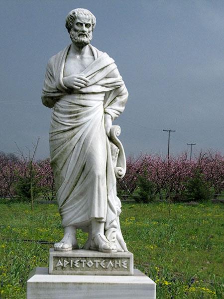 """Aristotele (lui sì che parlava chiaro, mica il """"Bail In"""" e il """"Bail Out"""", vedi in fondo...)"""