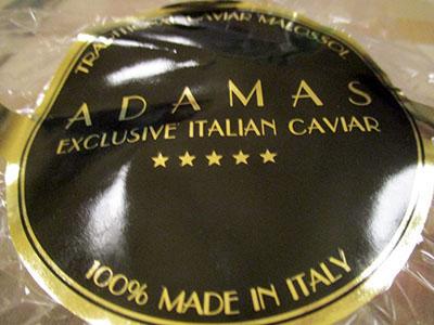 caviale adamas 2 rid