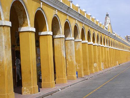 colombia cartagena las bovedas 2
