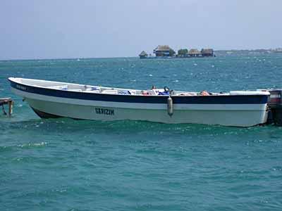 colombia islas rosario dal oceanario