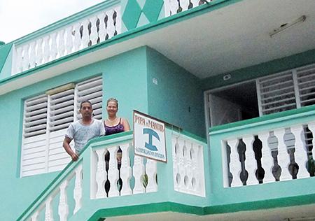 Casa Particular (con bel terrazzo per i desayunos) a Baracoa