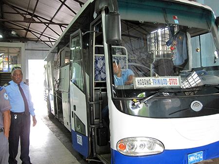 Un bus della Viazul