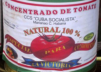 cuba colore pummarola socialista