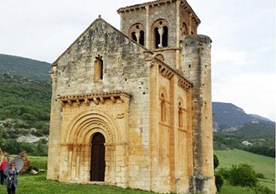 Castilla y Leòn, San Pedro de Tejada