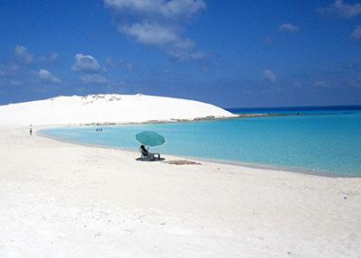 Overbookng? Ma mi faccia il piacere! (Aguiba beach, dalle parti di Marsa Matruh, Egitto).