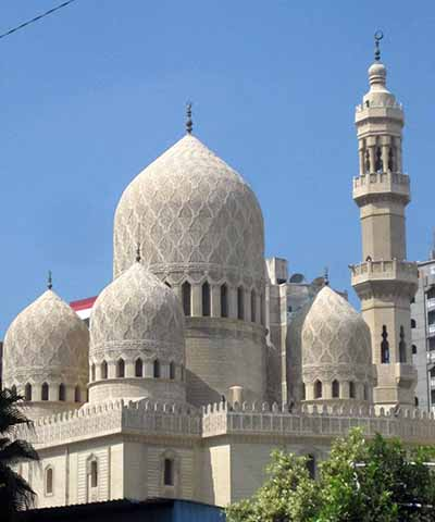 La moschea Abu Al Abbass