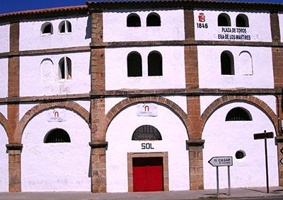 Caceres, Plaza de Toros