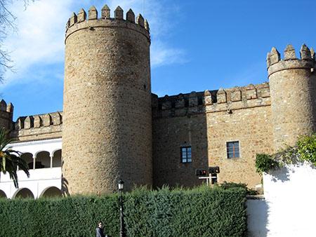 Zafra, castello e Parador