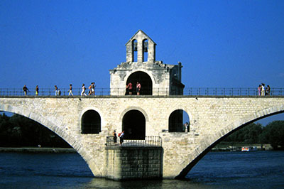 Il ponte di Avignon