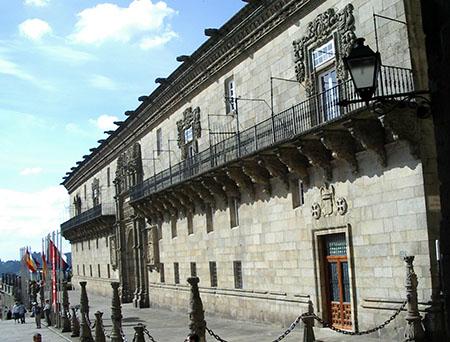 Santiago, Parador ex ospedale Reyes Catolicos