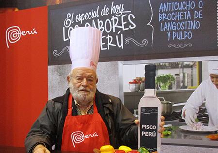 Non se ne può più ... di gran moda, ormai solo gastronomia ... tutti eccelsi chef ... anche in Perù ...