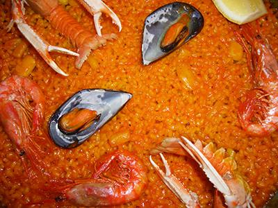 gastronomia - paella
