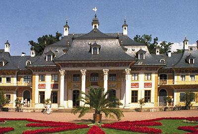 Dresda, grazie a una avveduta casa regnante....