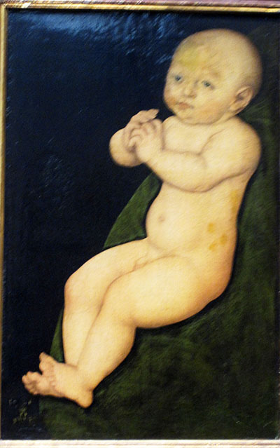 Dresda, Gamalde Galerie, Lucas Cranach