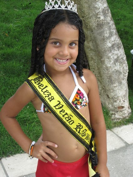 Miss infantile (roba da Brasile....)