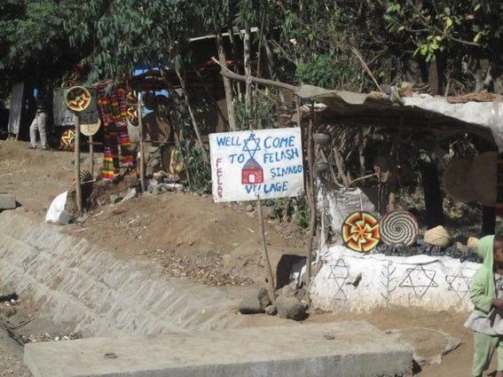 Falascià, antichi ebrei etiopici (regina di Saba)