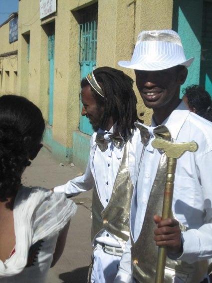 A Gondar....