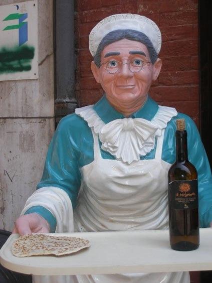 Piadine a Ravenna